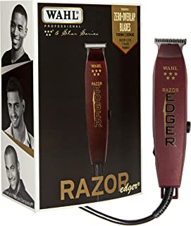 Wahl Professional 5-Star Razor Edger #8051 – Great for Barbers and Stylists – Razor Close Trimming and Edging – No Heat Bu...