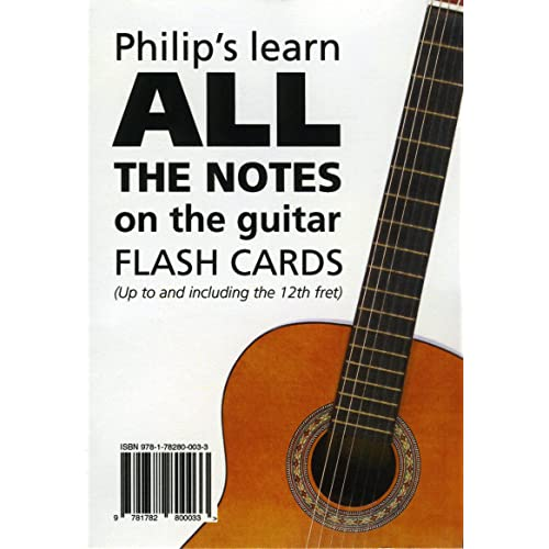 Guitar Notes Amazon