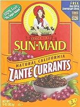 Sun Maid Zante Currants, No Sugar Added, 8 oz (Pack of 1)