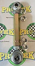 Pro-Tek LL-200S Adjustable Lowering Links 2003 2004 2005 Yamaha YZF-R6, 2006 2007 2008 2009 Yamaha YZF-R6S and 1998 1999 2000 2001 2002 2003 Yamaha YZF-R1 YZFR1