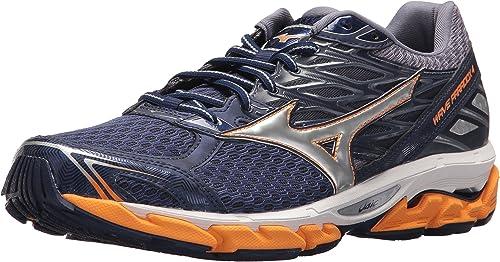 Mizuno Mizuno Wave Paradox 4 Hommes's FonctionneHommest chaussures, Eclipse argent, 9 D US
