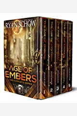 The Complete Age of Embers Series (Books 1 - 5): A Post-Apocalyptic EMP Survival Thriller Kindle Edition