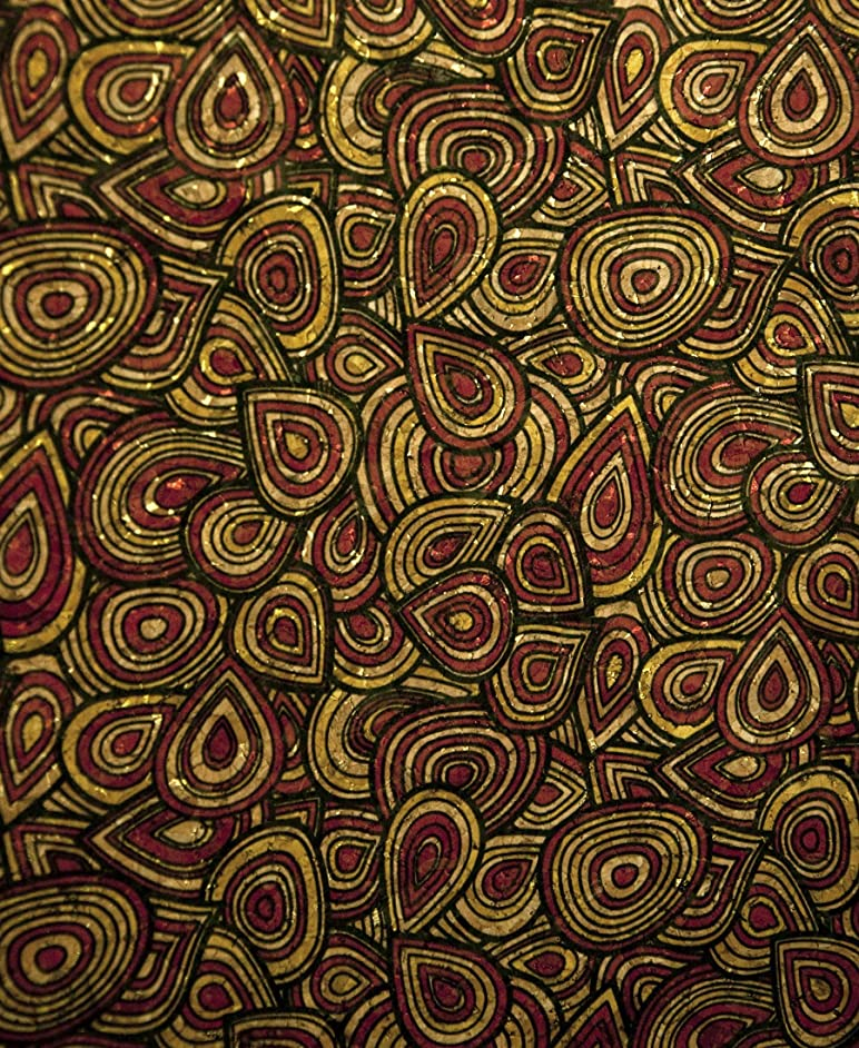 Cork Fabric BPC3-1011 Rust 3 Pack