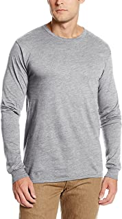 MJ Soffe Men's Pro Weight Long-Sleeve T-Shirt