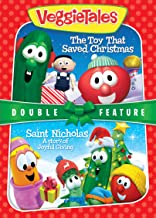VeggieTales The Toy That Saved Christmas / Saint Nicholas A Story Of Joyful Giving Double Feature