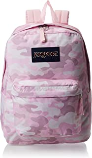 Jansport Casual Daypacks Backpack for Unisex, Pink, JS00T501_5Q3
