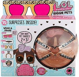 L.O.L. Surprise! Biggie Pet- D.J. K9