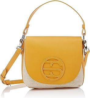 Esprit 041EA1O316, Bandolera para Mujer, 750/amarillo, Einheitsgröße