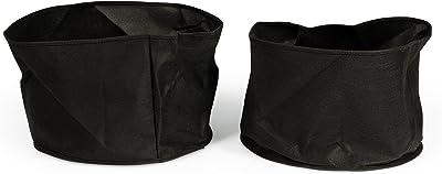 Aquascape Fabric Plant Pot for Pond and Aquatic Plants, Versatile, Durable, 12-Inch x 8-Inch, 2-Pack | 98500