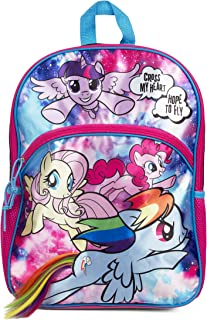 my little pony 16 backpack