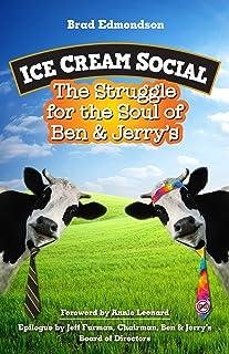 Ice Cream Social Book