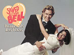 wedding in vegas saved by the bell
