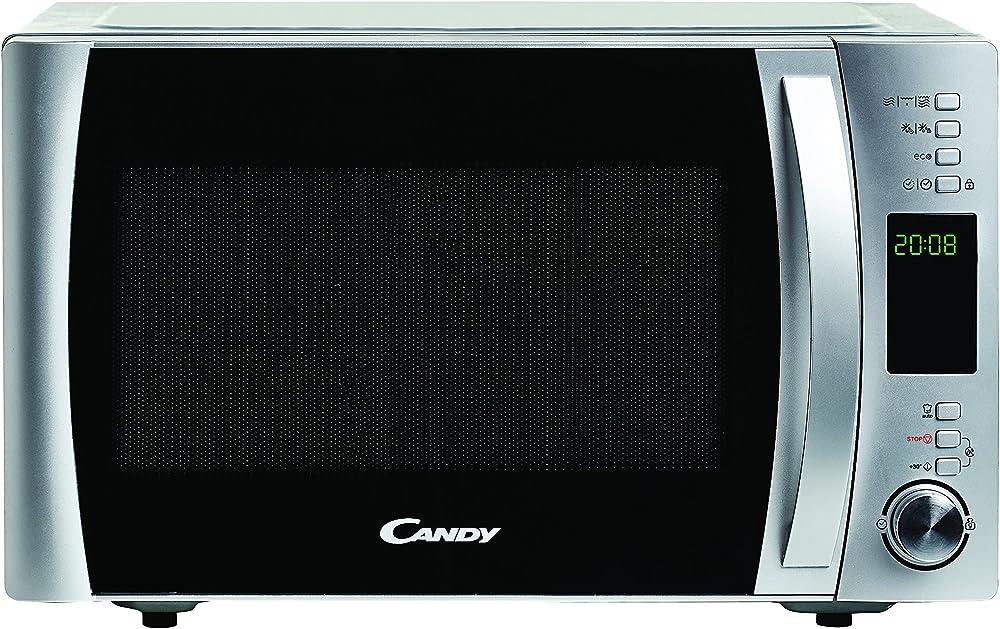 Candy,forno microonde con grill e app cook-in, 22litri,40 programmi automatici CMXG22DS