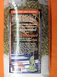 nach Heilig Hildegard Magenrebell Ansatzlikör Ansatzkräutermischung 410 g