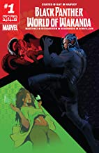 表紙: Black Panther: World of Wakanda (2016-2017) #1 (English Edition) | Ta-Nehisi Coates