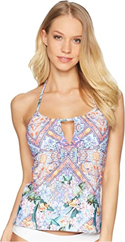 Festival A Cannes Honey Tankini Top