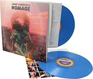 Homage Collectors Blue Vinyl