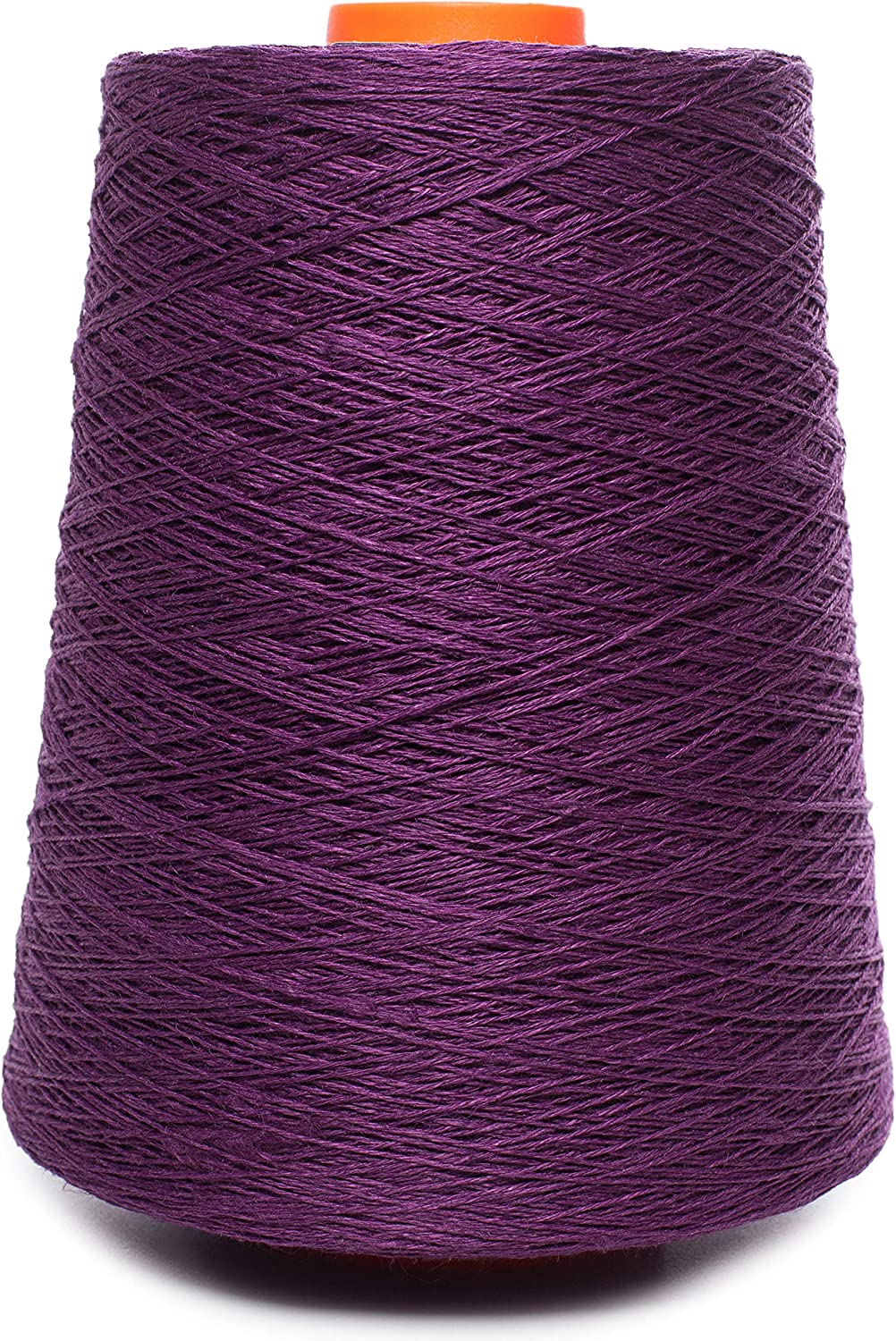 Lusie's Linen Now on sale Factory outlet Yarn - 100% Reddish 1.15 18oz Cone lb