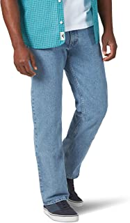 Wrangler Men's Big & Tall Classic 5-Pocket Regular Fit Flex Jean