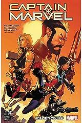 Captain Marvel Vol. 5: The New World ペーパーバック