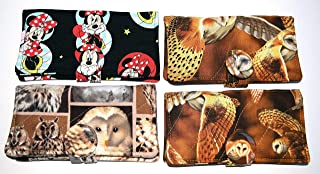 quilted checkbook covers