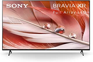 Sony X90J 55 Inch TV: BRAVIA XR Full Array LED 4K Ultra HD Smart Google TV with Dolby Vision HDR and Alexa Compatibility X...