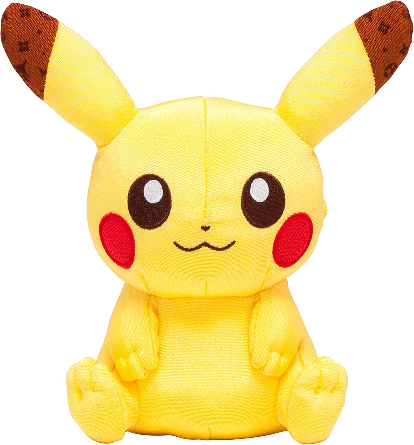 Pokemon Center Original crepe-style stuffed Pikachu