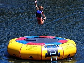 Island Hopper Classic 15 Foot Water Trampoline