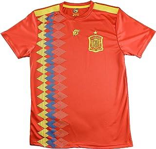 Camiseta Adulto Réplica de España. Producto Oficial