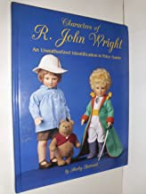 Characters of R. John Wright: An Unauthorized Identification & Price Guide