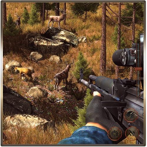 Wild Animal Survival Shooter Simulator: Jungle Jagd Spiele Kostenlos für Kinder