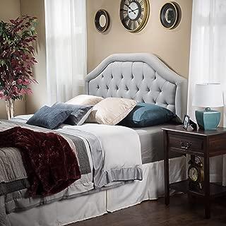 Christopher Knight Home Earnest Cal King Headboard, Grey