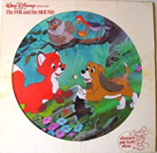the Fox & the Hound picture disc