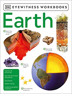 Eyewitness Workbooks Earth