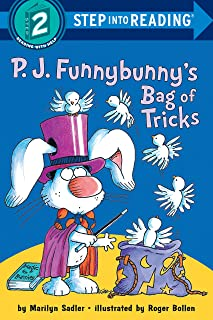 P.J. Funnybunny's Bag of Tricks (Step into Reading)