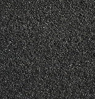 Rhinestone Paradise - Arena decorativa de cuarzo para esparcir, decoración, decoración de mesa (600 g), color negro