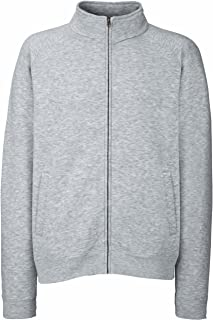 Fruit of the Loom Men's Zip front Classic Jacket