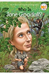 Who Is Jane Goodall? (Who Was?) Kindle Edition