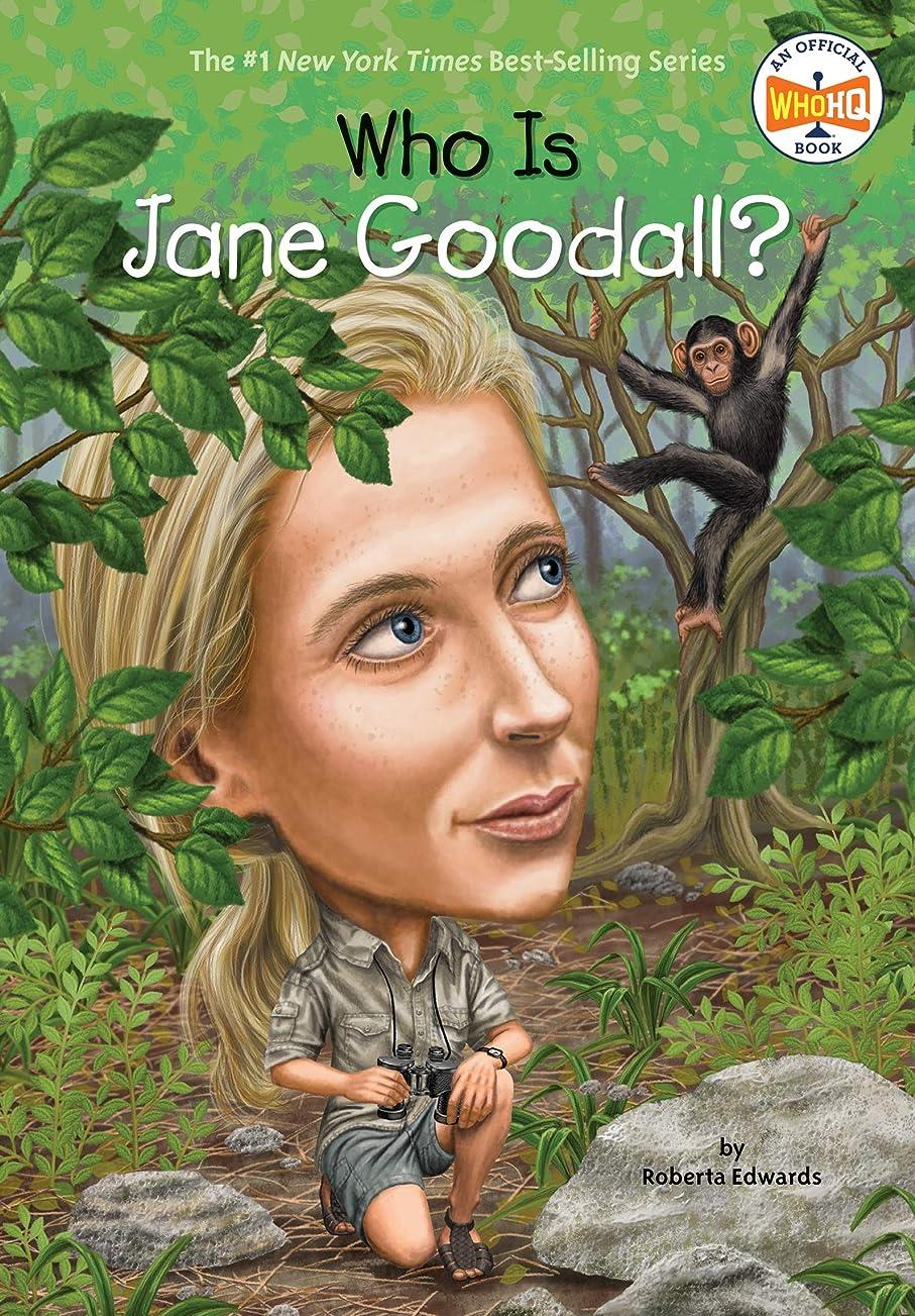 トランクカブ独特のWho Is Jane Goodall? (Who Was?) (English Edition)