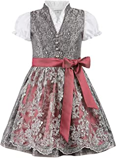 Stockerpoint Mädchen Kinderdirndl Lilly Kleid für besondere Anlässe