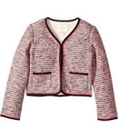 Kate Spade New York Kids - Knit Tweed Jacket (Little Kids/Big Kids)