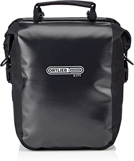 Ortlieb Sport Roller City Black Saddle Bags 2016