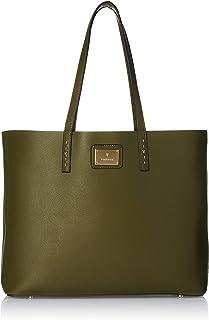 Van Heusen Women's Handbag with Pouch (Olive) (Set of 2)