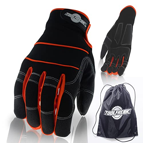 Scan Waterproof Latex Gloves Size 10 Extra Large Sufficient Supply Garden Clothing & Gear Home & Garden