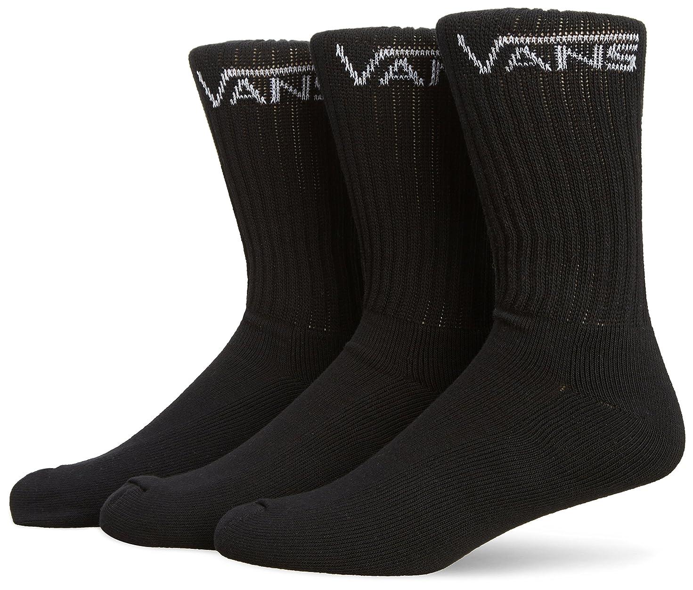 トランクライブラリ酔ったパーチナシティ【VANS】バンズ 2017秋冬 Classic Crew Socks メンズ 靴下 ソックス 3足セット