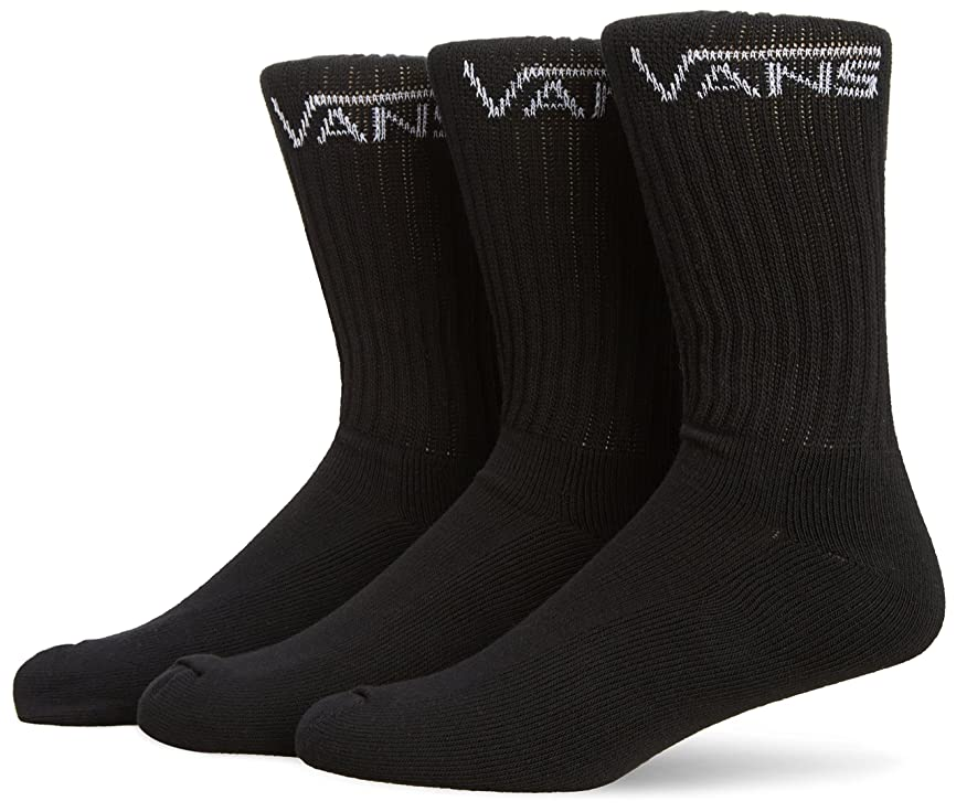 シーズンテストペインティング【VANS】バンズ 2017秋冬 Classic Crew Socks メンズ 靴下 ソックス 3足セット
