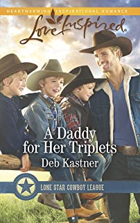 A Daddy for Her Triplets (Lone Star Cowboy League Book 5)