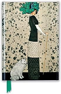 Koloman Moser: Art Nouveau Fashion (Foiled Journal) (Flame Tree Notebooks)