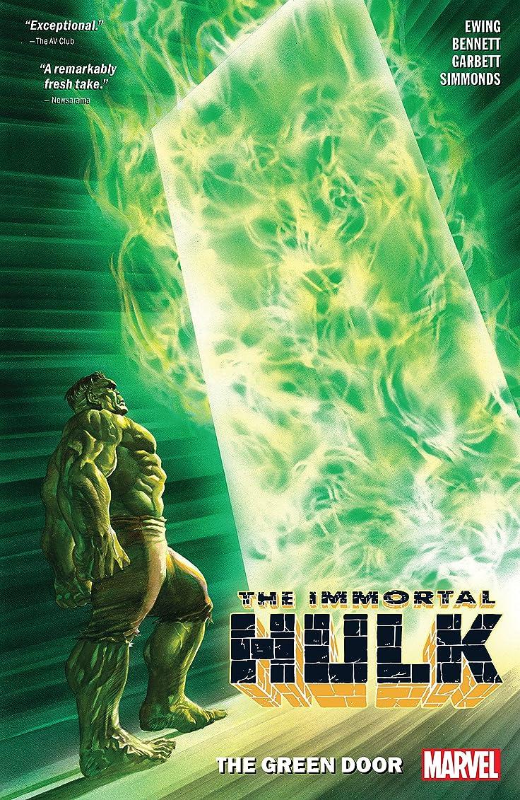 貪欲殺人者約Immortal Hulk Vol. 2: The Green Door (Immortal Hulk (2018-)) (English Edition)