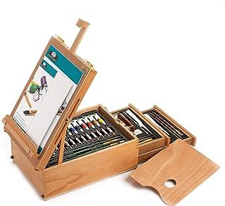 comprar comparacion Royal & Langnickel REA6150 - Set de artista caballete para todos los usos, 150 piezas